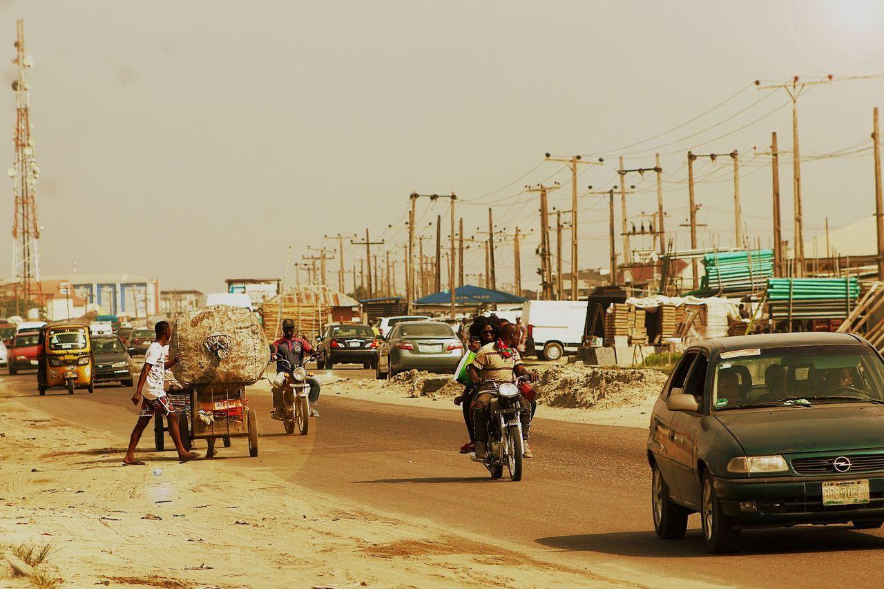 Nigeria stänger ner Twitter