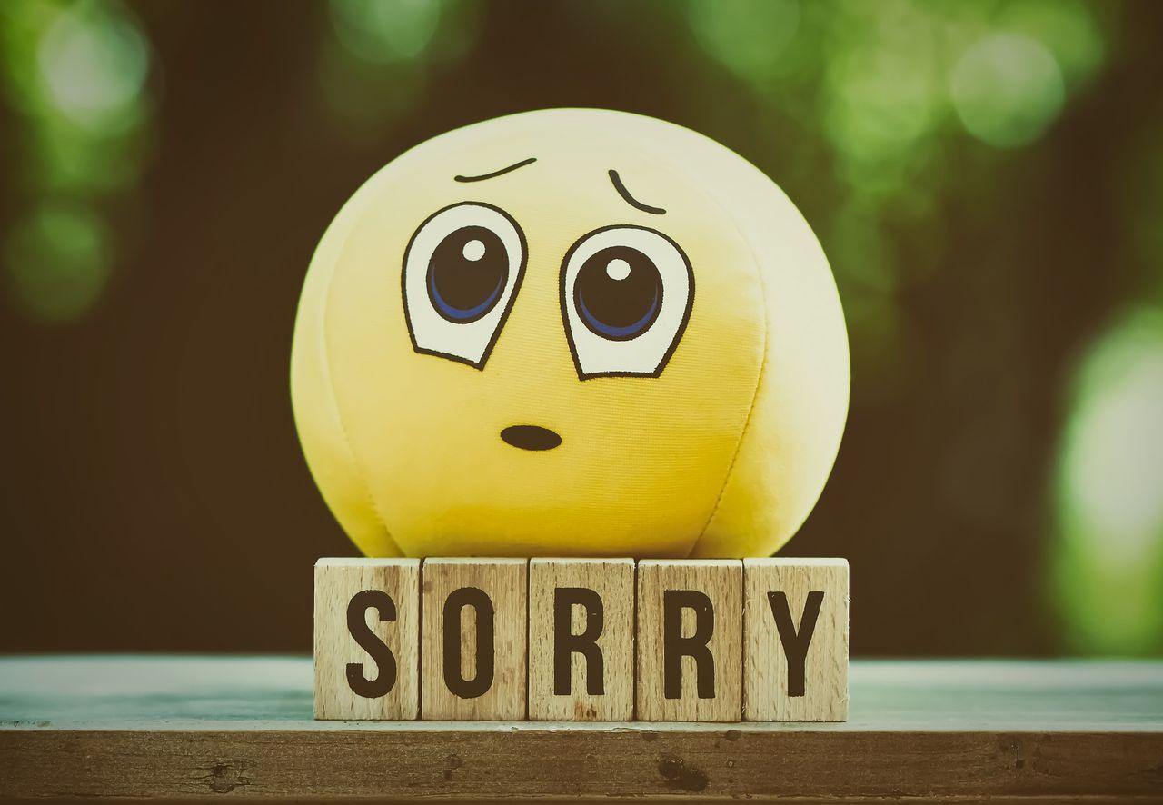 Förlåt för gårdagens nertid!