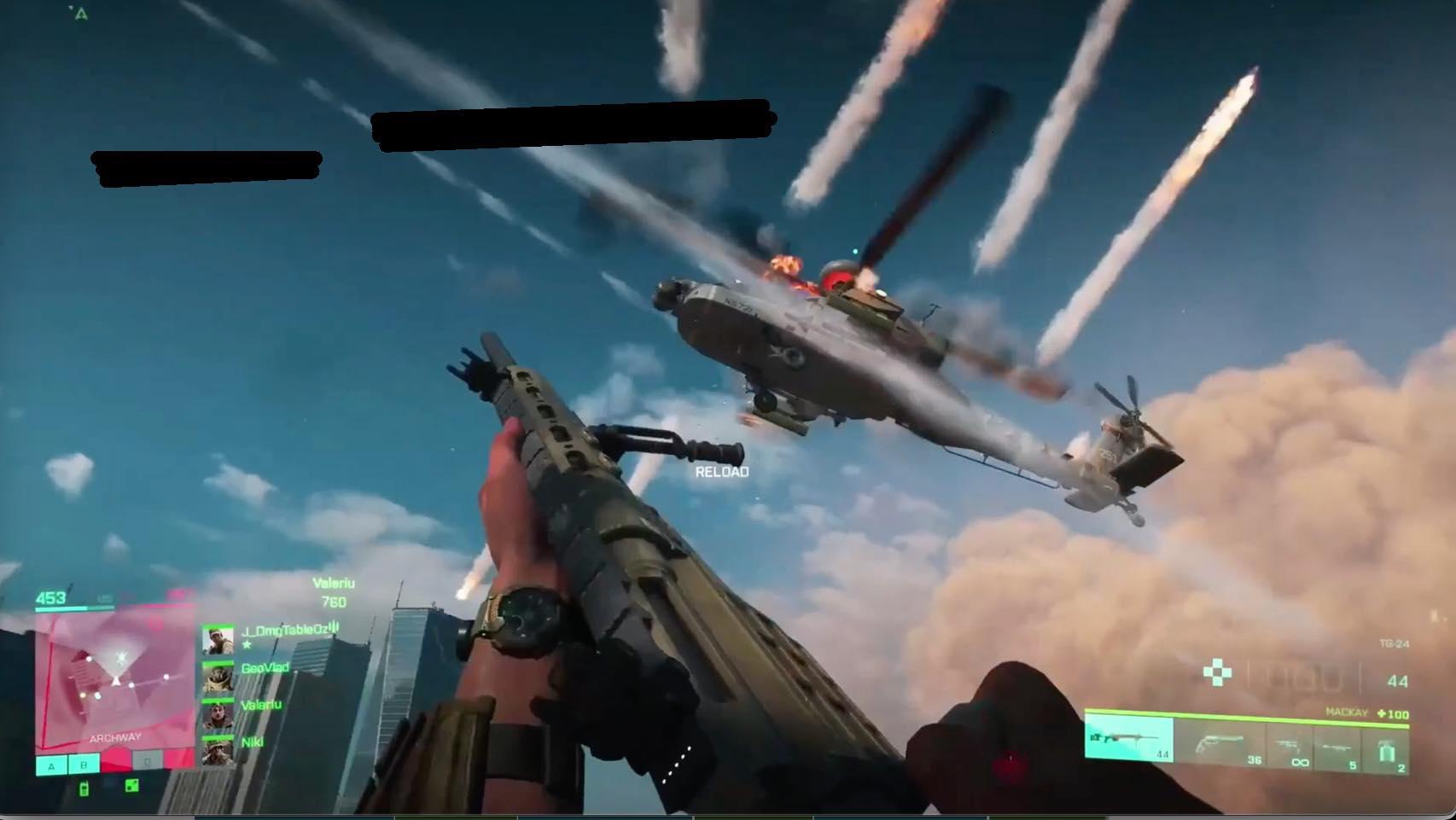 Fler Battlefield 6-bilder har läckt Påstås vara från tidigt bygge
