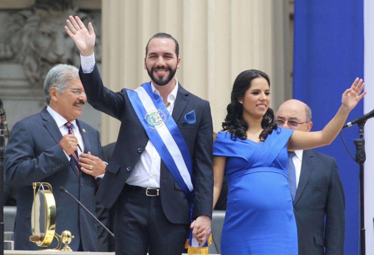 El Salvador funderar på att införa bitcoin som officiell valuta