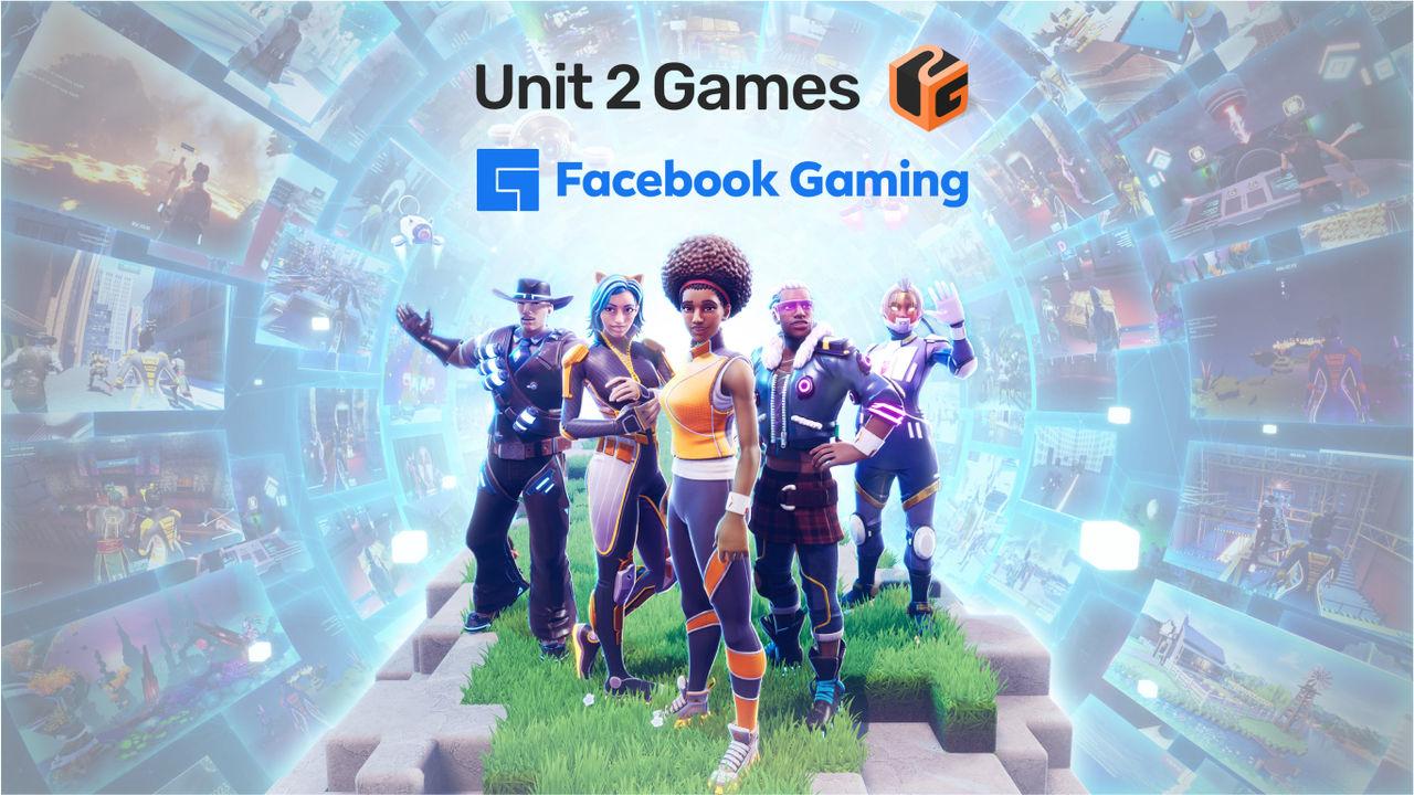 Facebook köper spelstudion Unit 2 Games