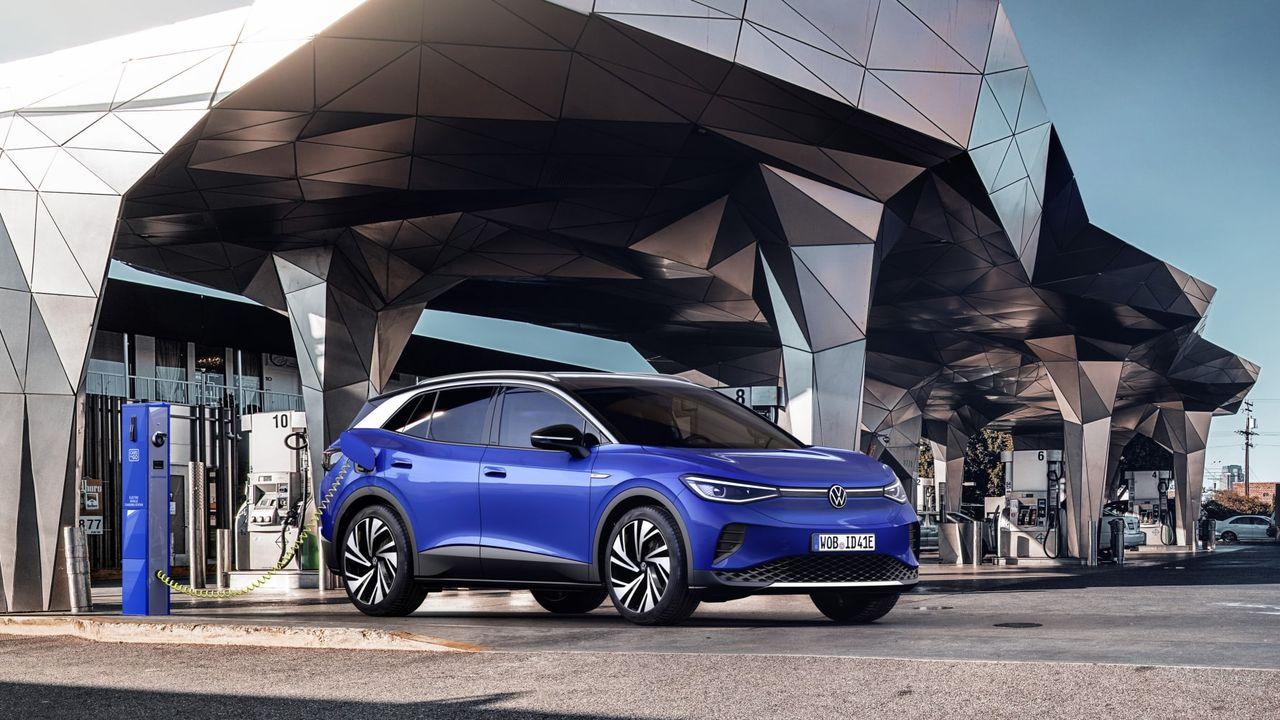 Volkswagens laddnätverk får fler laddpunkter