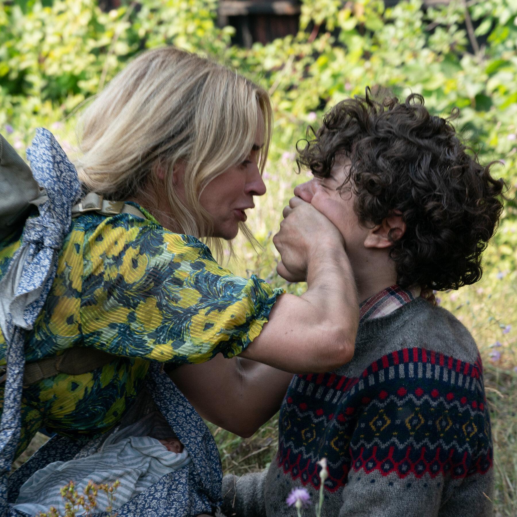 A Quiet Place får en spinoff En tredje film från den tysta världen på gång