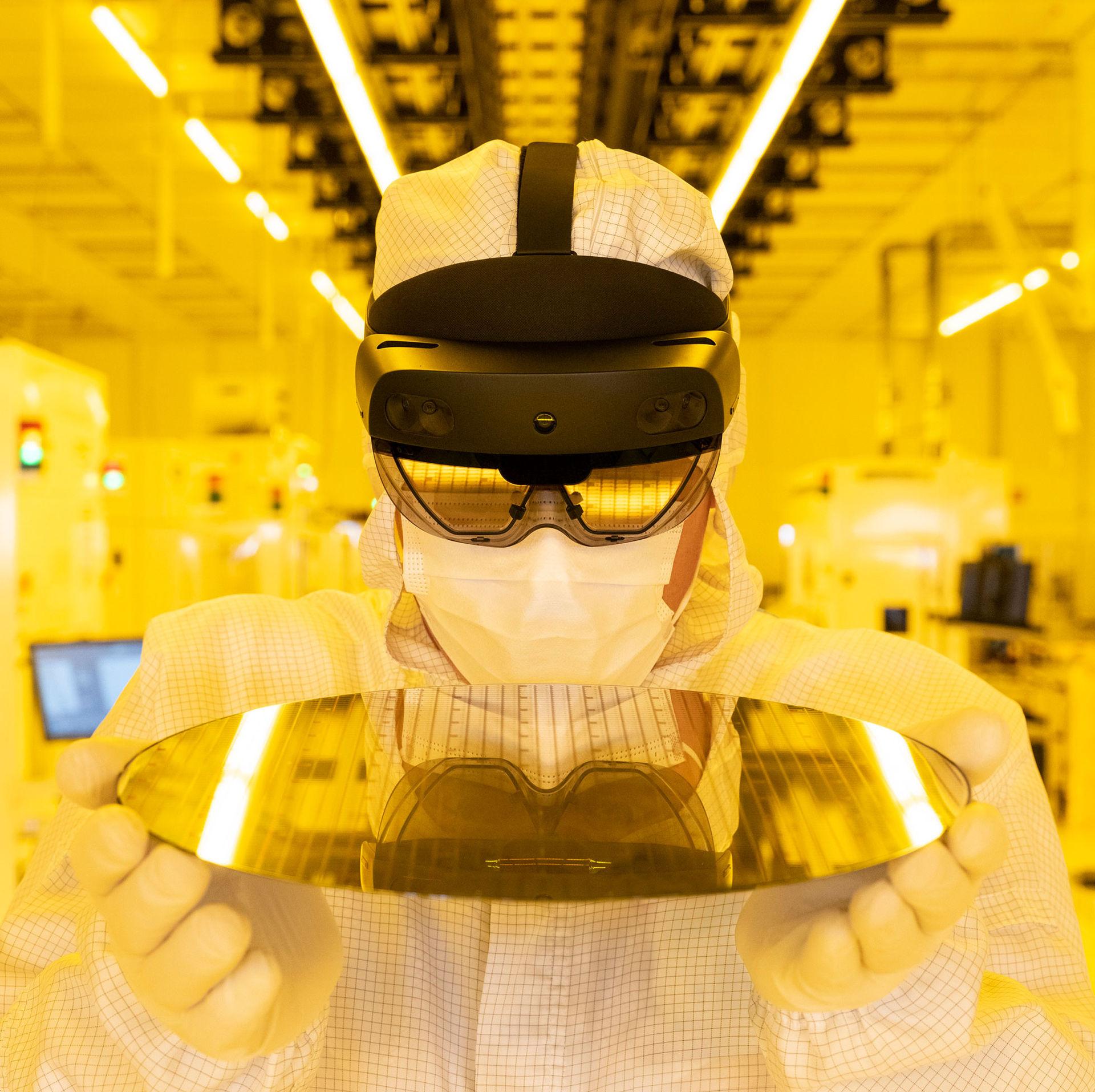 Bosch öppnar chip-fabrik i Tyskland