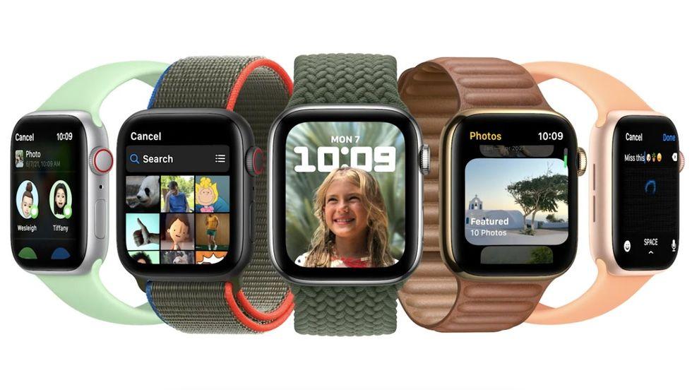 Apple visar upp watchOS 8