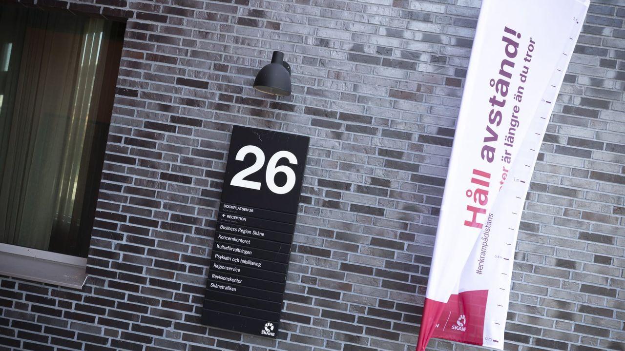 Nu kan 40-åringar vaccinera sig i Skåne