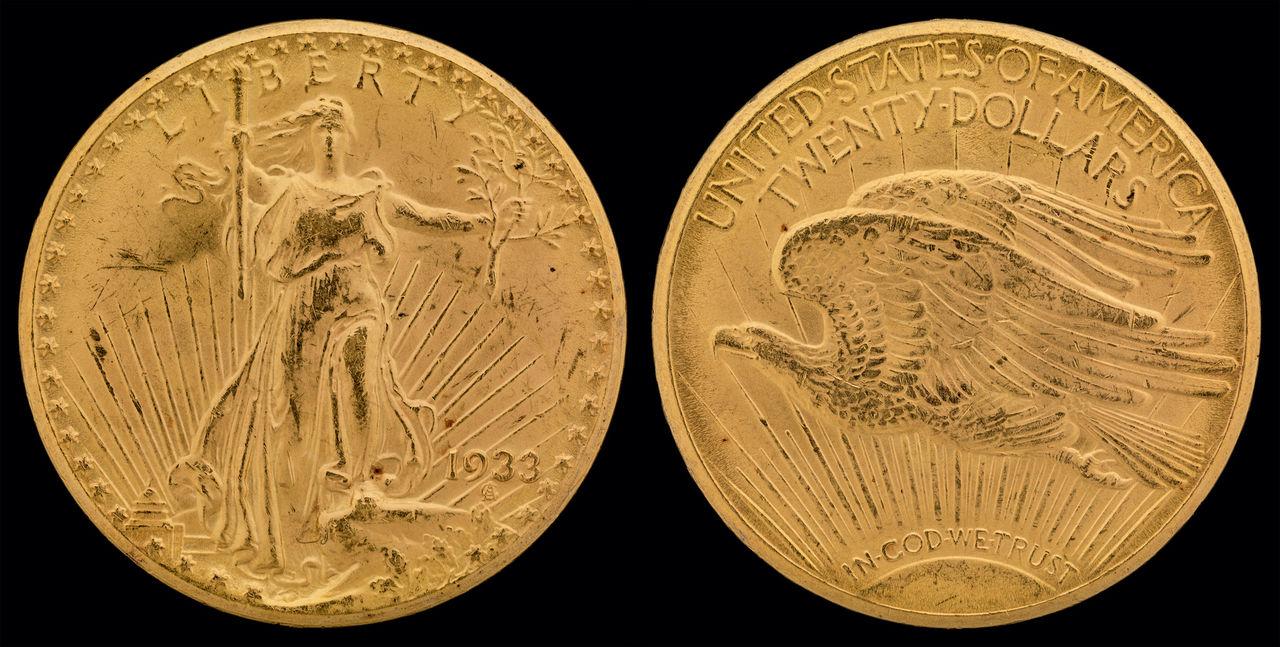 Mynt sålt för 156 miljoner kronor