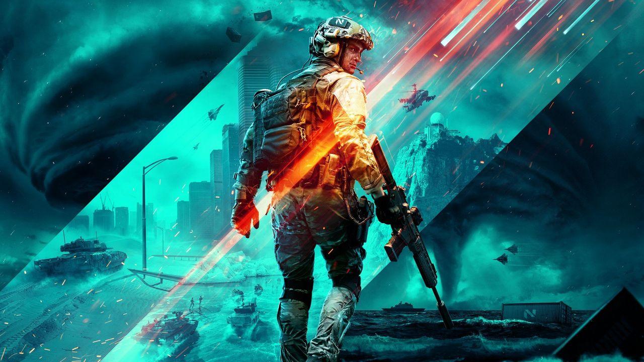 Bilder från nya Battlefield läcker