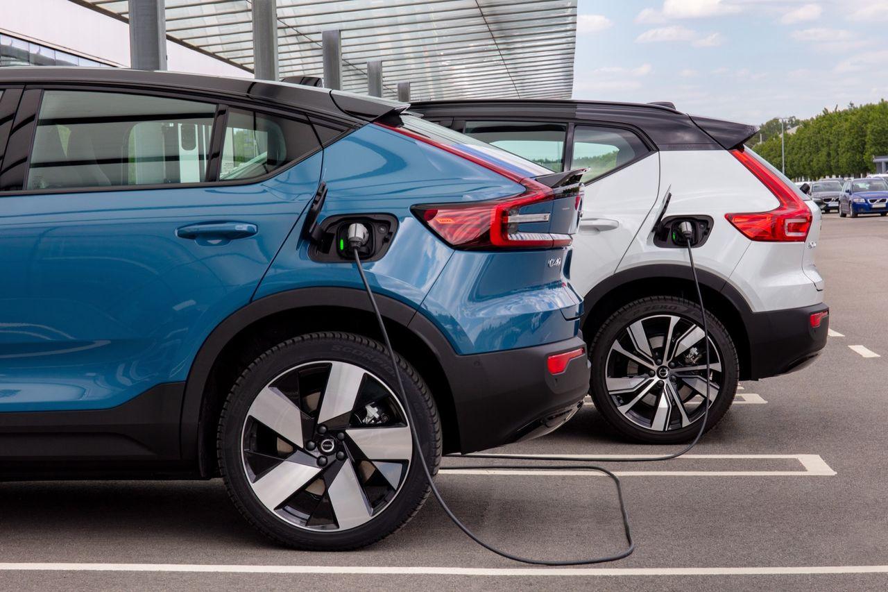 Volvo och Polestar fixar deal med Ionity