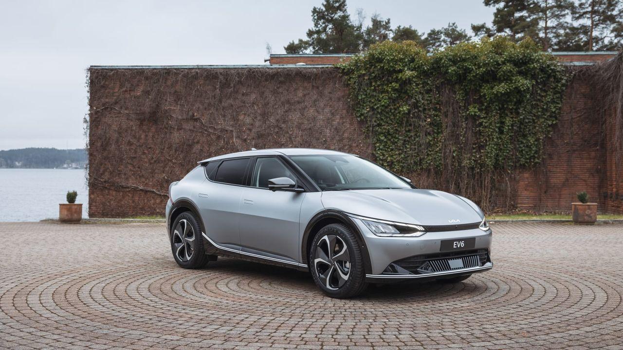 Leasingpriser klara för Kia EV6