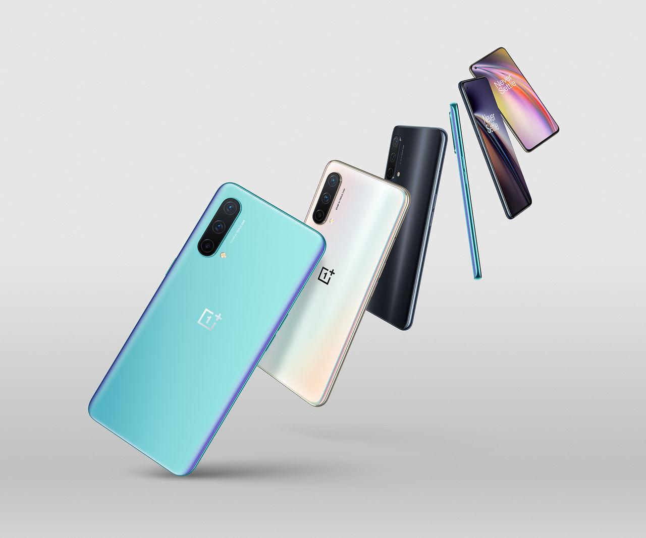 OnePlus presenterar Nord CE 5G