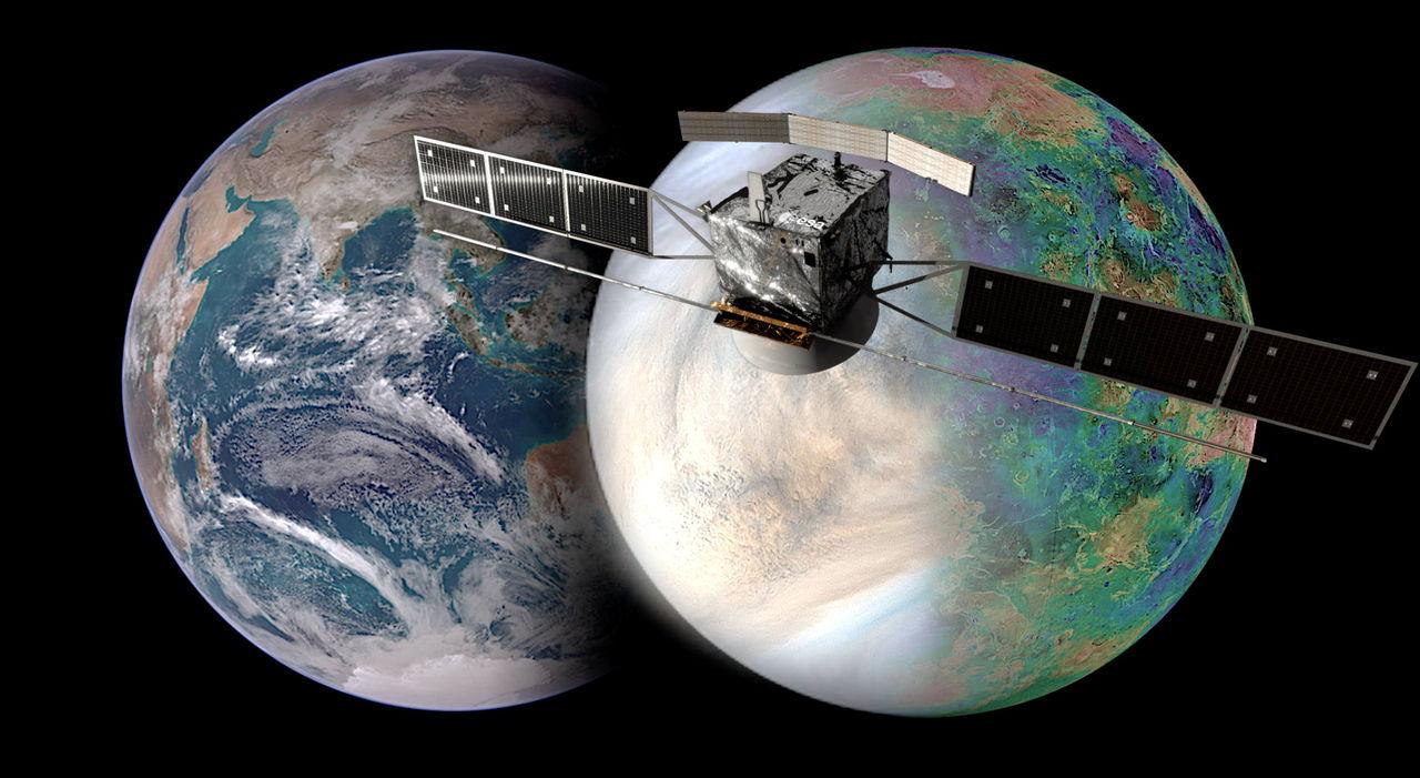 ESA ska också åka till Venus igen