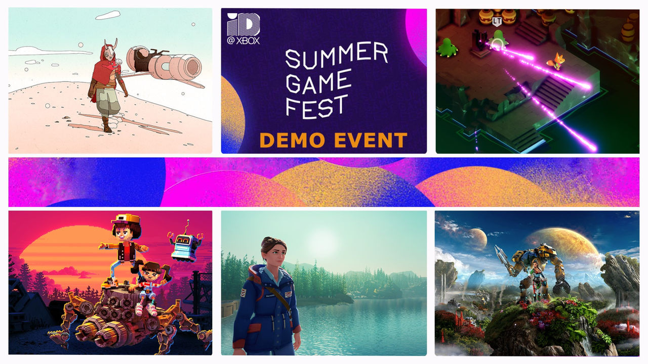 Testa massvis med spel på Xbox under Summer Game Fest