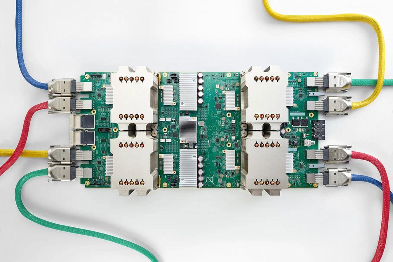 Google har en AI som designar nya AI-chip
