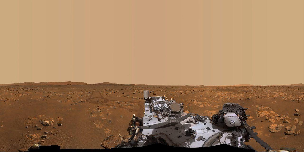 Nu ska Perseverance börja utforska Mars på riktigt