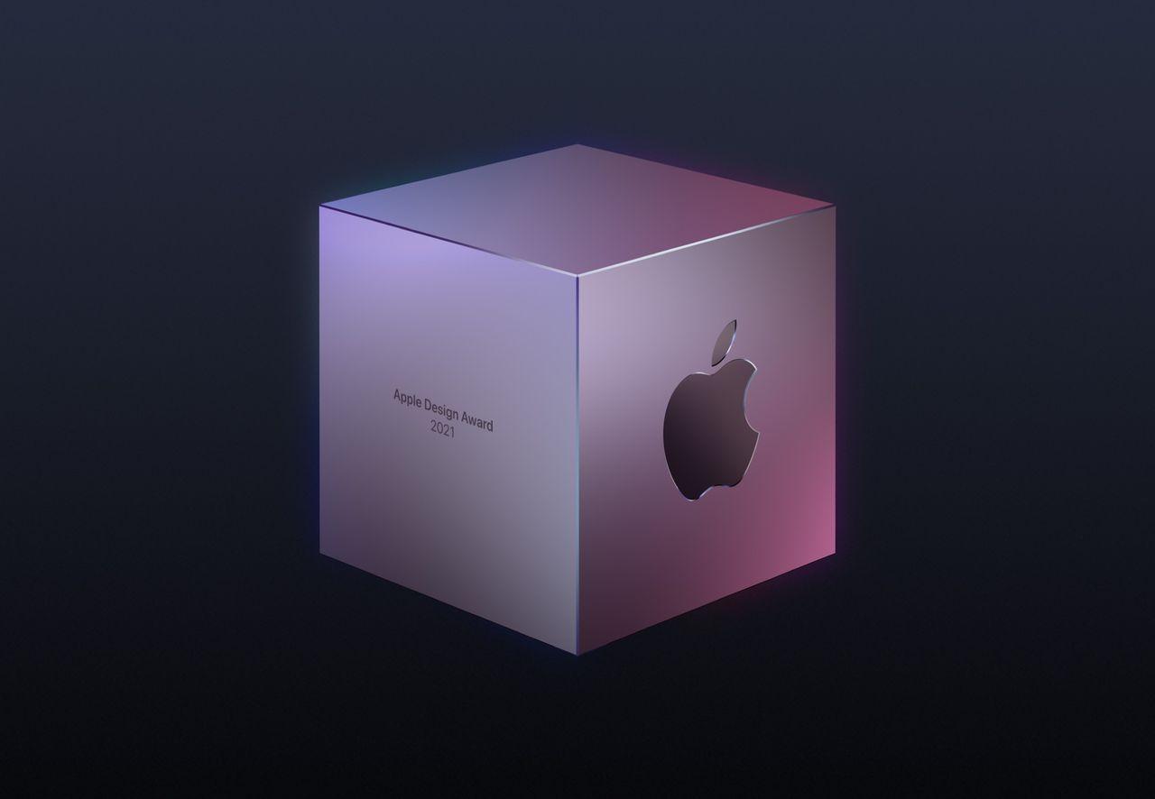 Apple delar ut årets Design Award