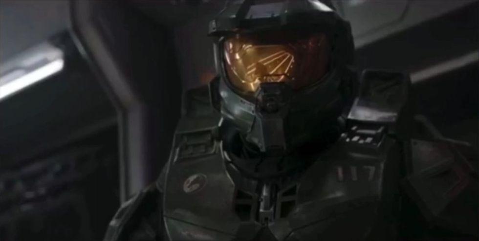 Läckta bilder från Halo-serien