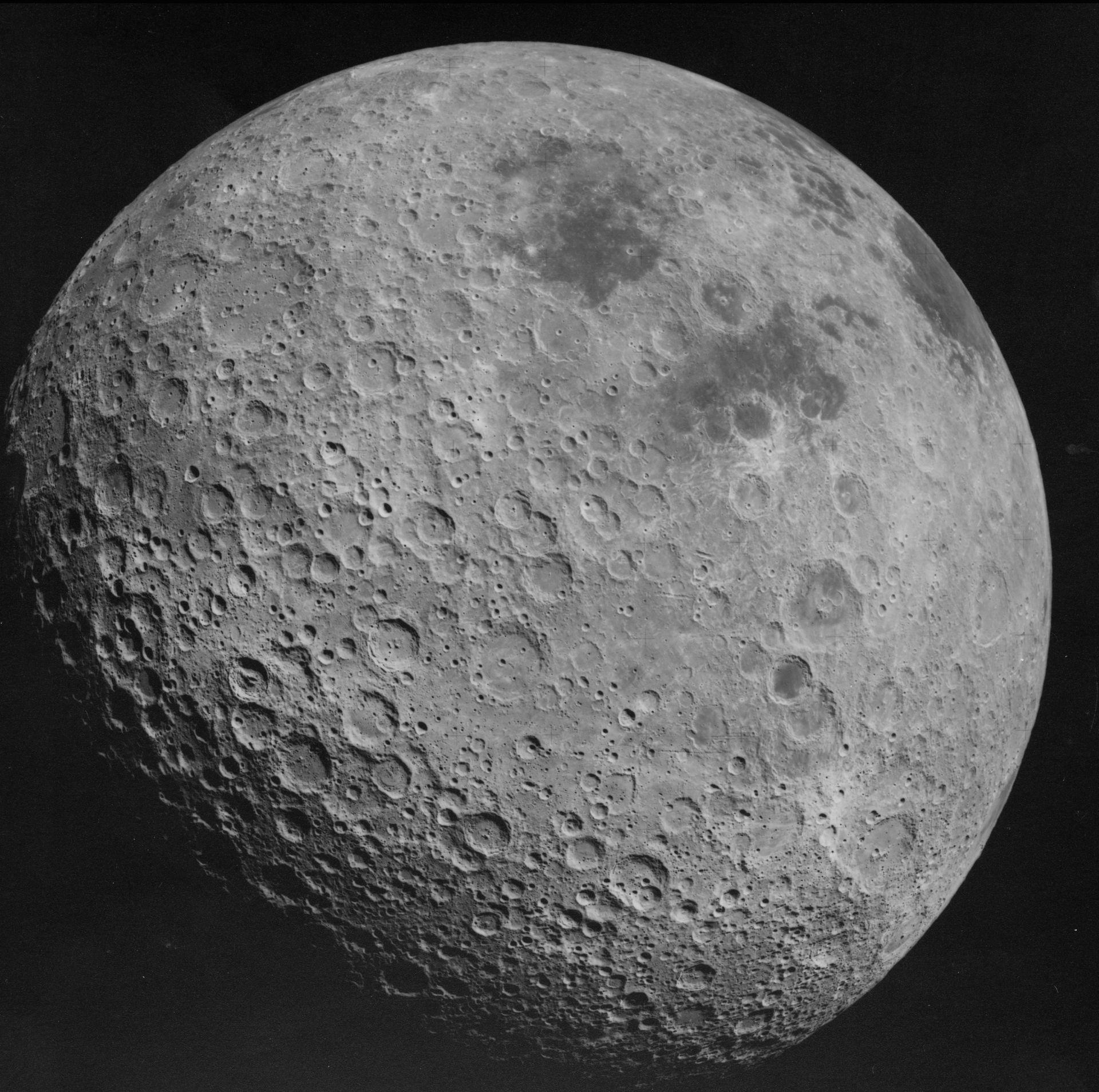 NASA ska landa två farkoster på månens baksida