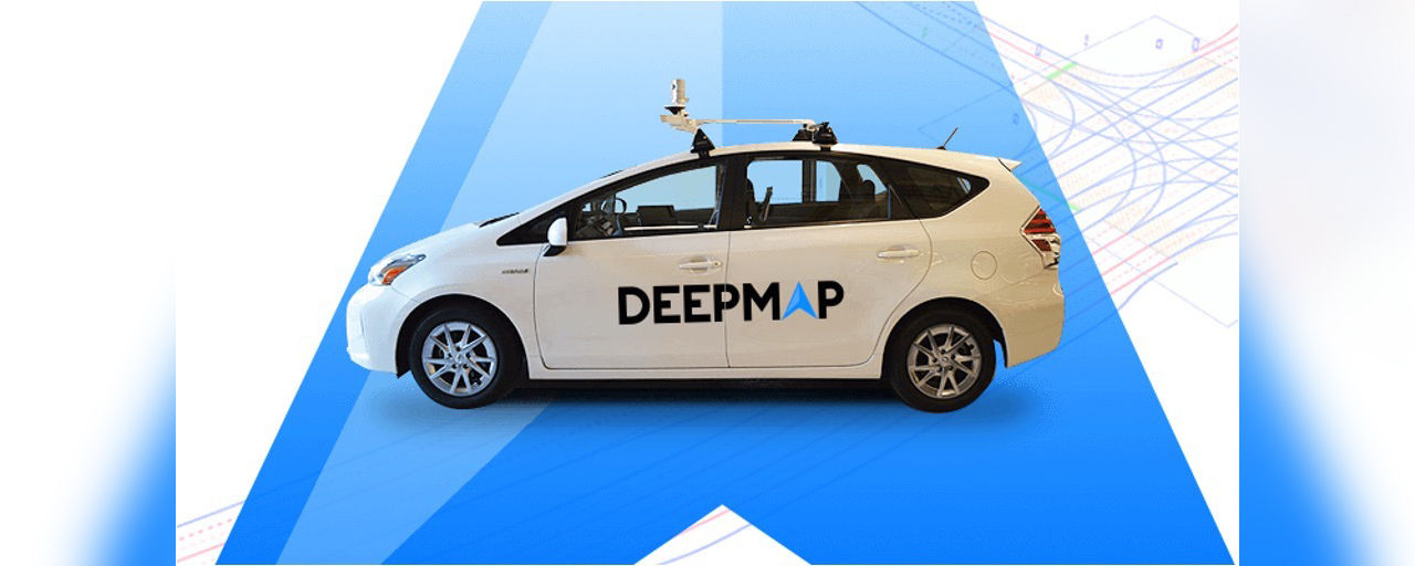 Nvidia köper kartföretaget DeepMap