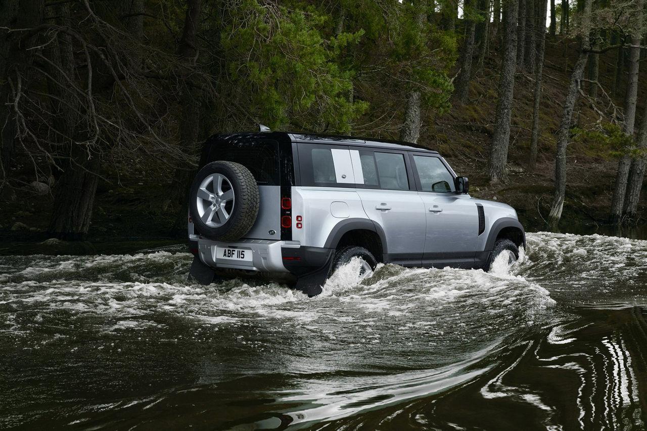 Jaguar Land Rover ska göra vätgasdriven Defender