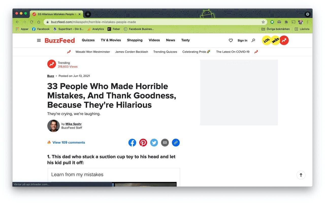 BuzzFeed börjar betala användare för innehåll