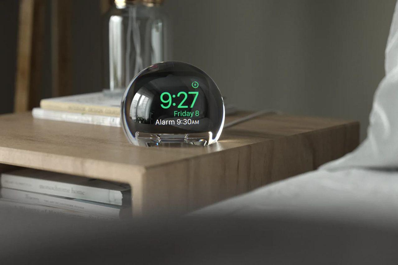 NightWatch gör Apple Watch till en lite ballare väckarklocka