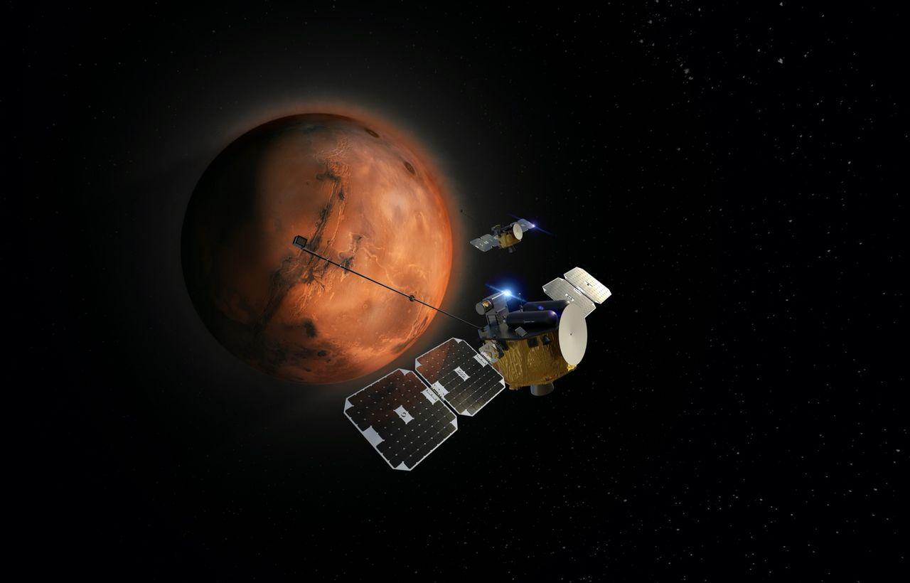 Rocket Lab ska bygga Mars-farkoster åt NASA
