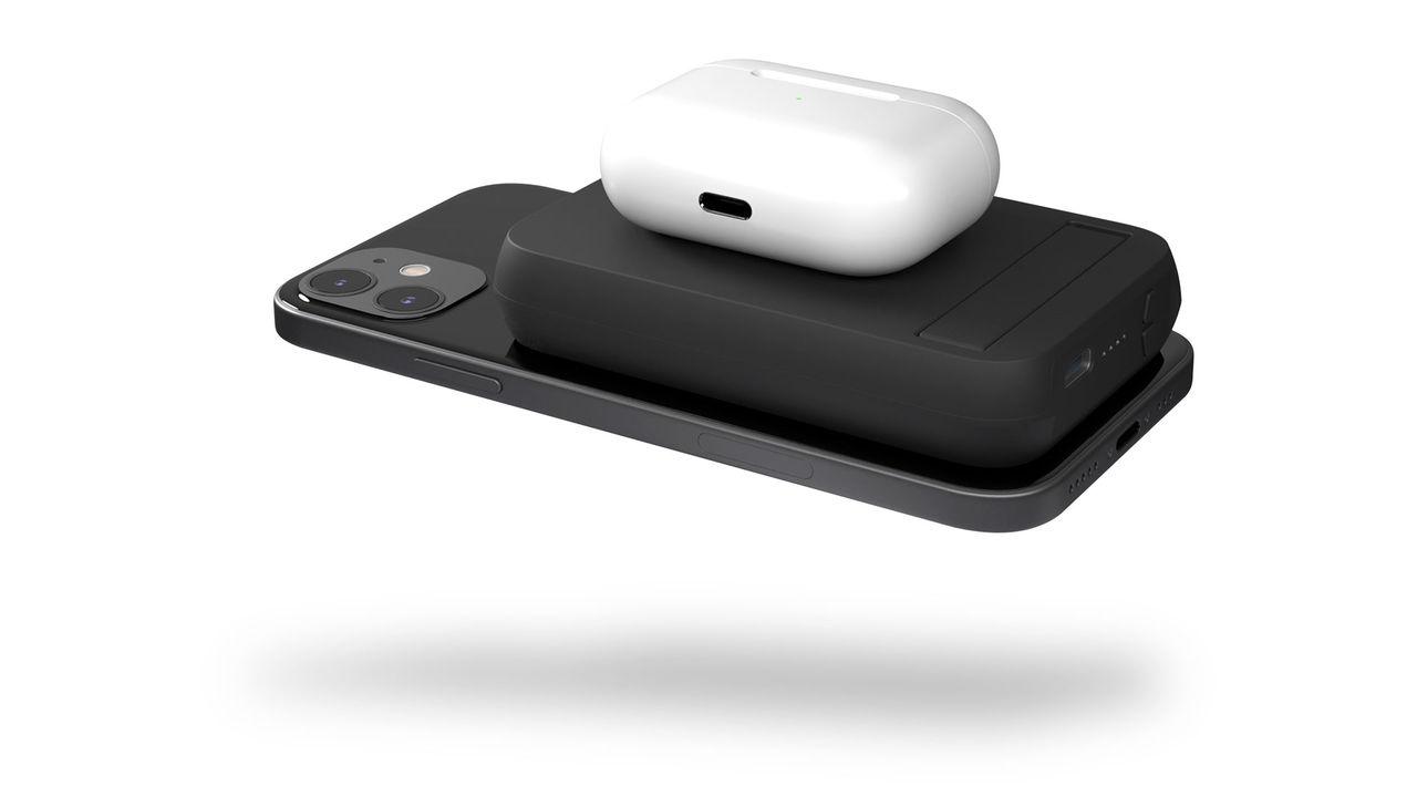 Zens släpper batteripack med trådlös laddning på båda sidor