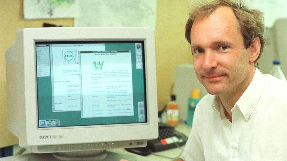 Tim Berners-Lee ska sälja tidig webb-kod som NFT