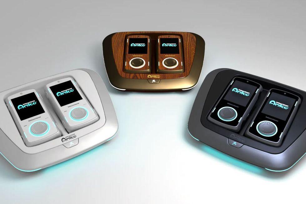 Intellivision snackar lite mer om sin spelkonsol Amico