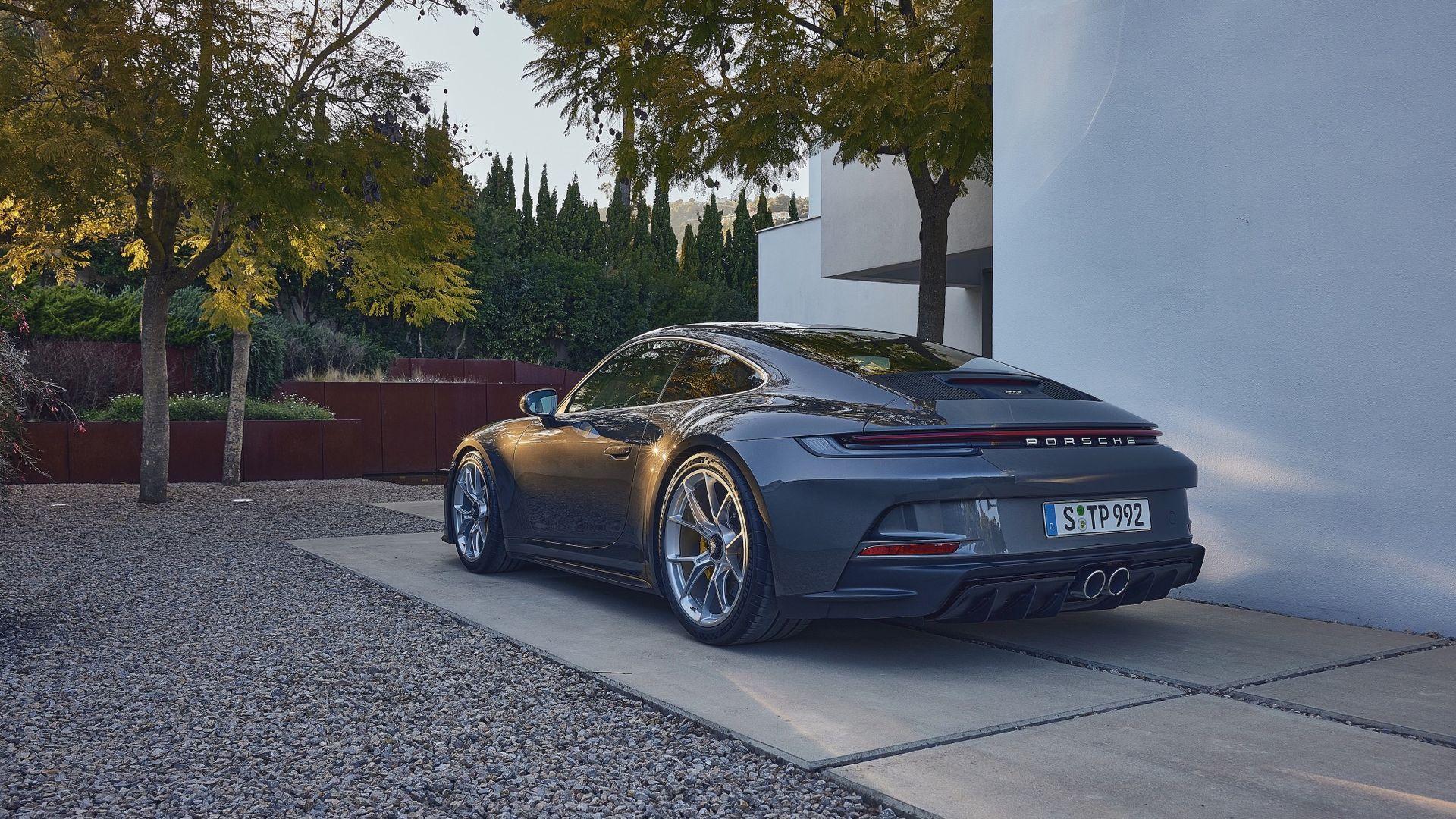 Nu kan du få en Porsche 911 GT3 som en sleeper