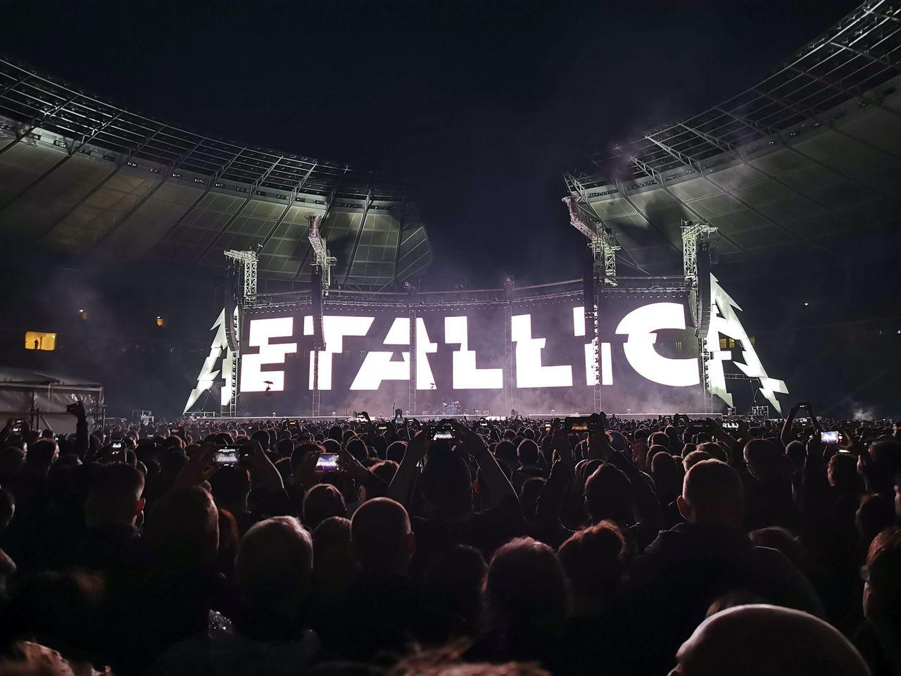 Metallica kommer till Copenhell 2022
