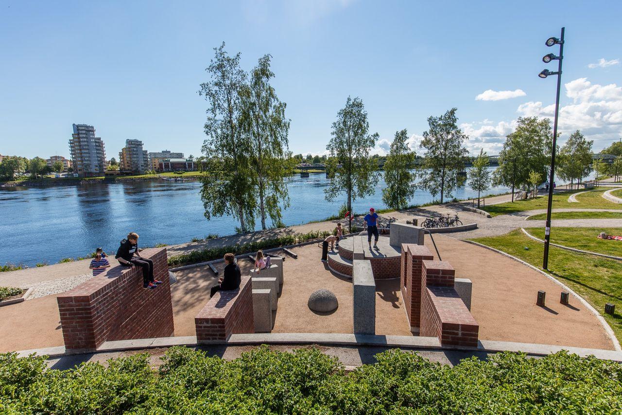 Umeå har renaste luften i Europa