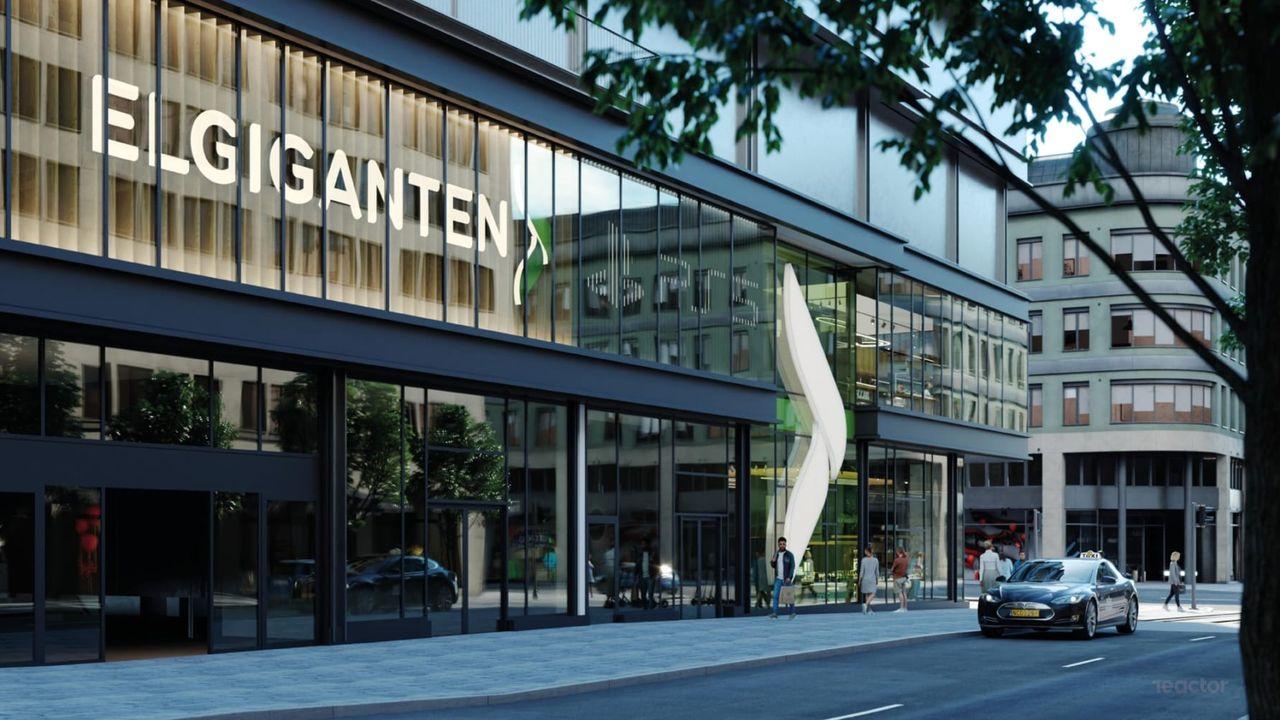 Elgiganten öppnar flaggskepsbutik i Stockholm