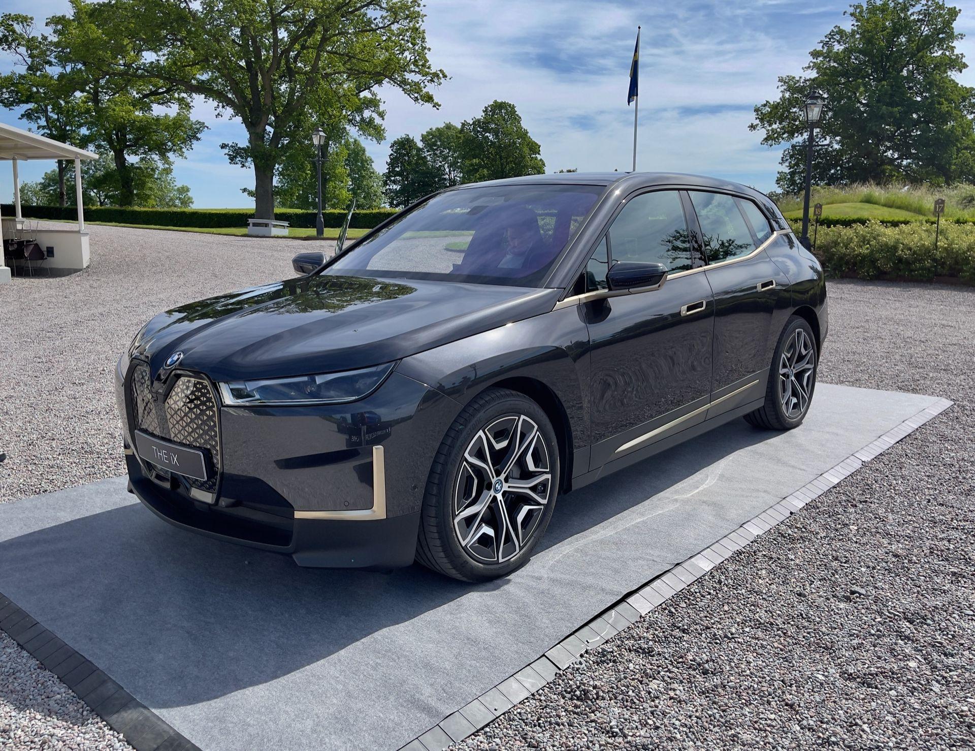 Vi har kollat in BMW iX