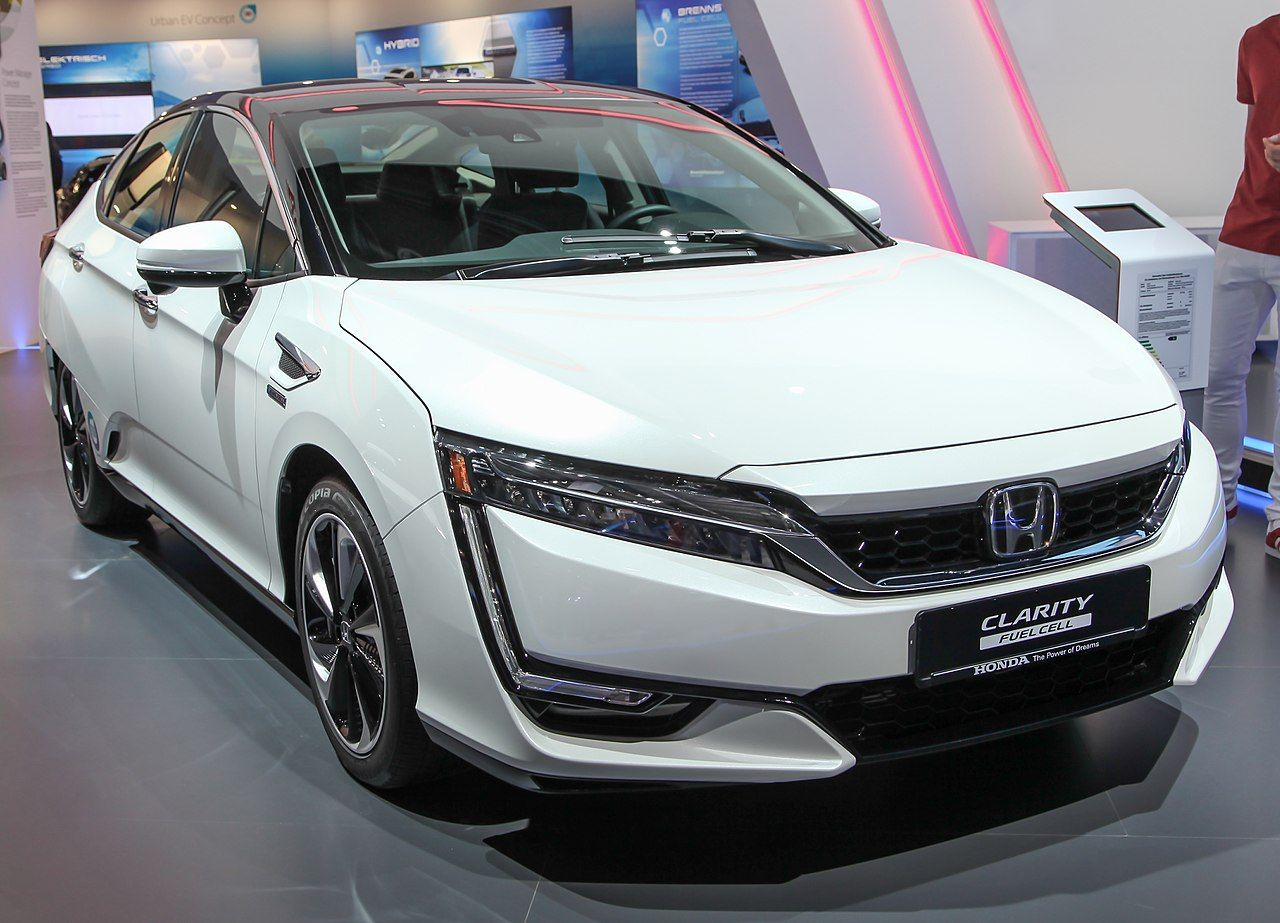 Honda fimpar bränslecells-versionen av Clarity