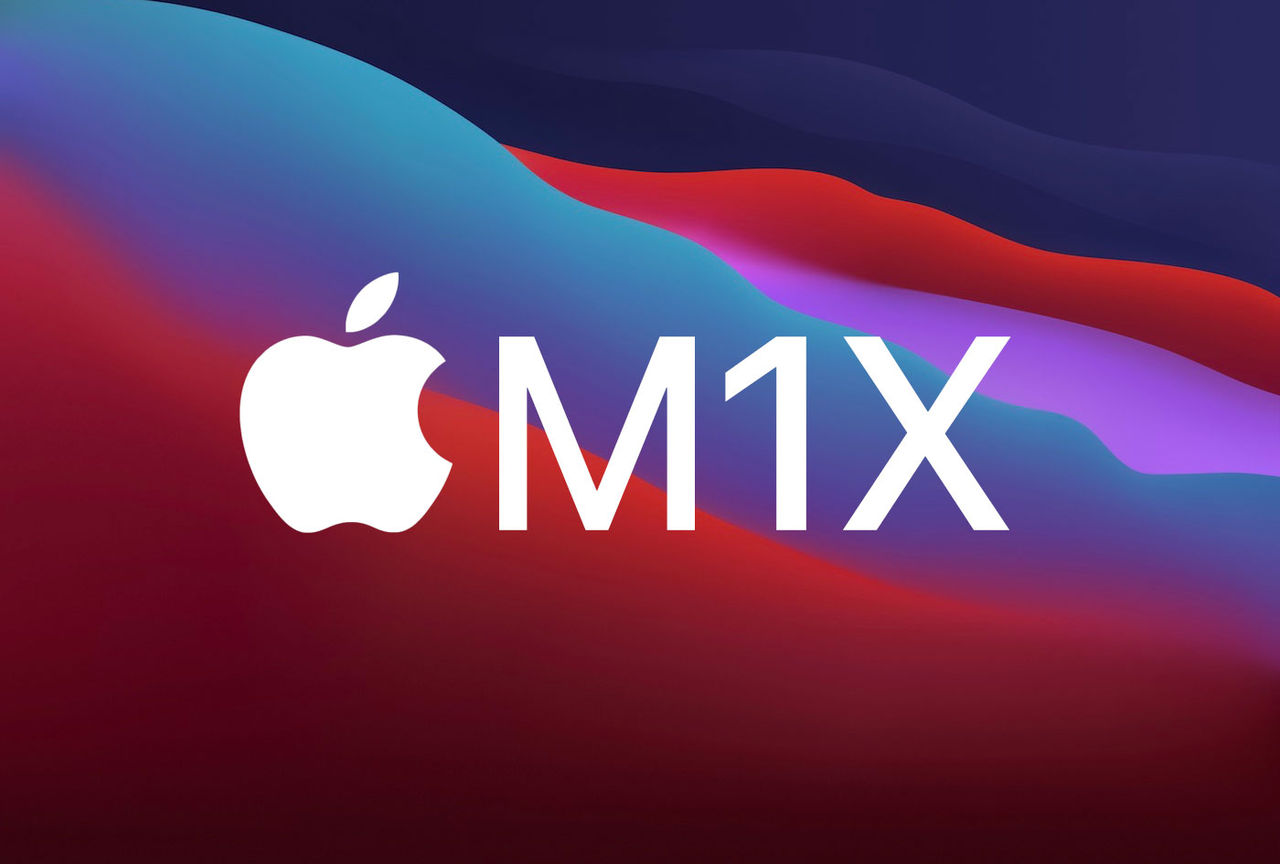 MacBook Pro med M1X kommer kanske i höst
