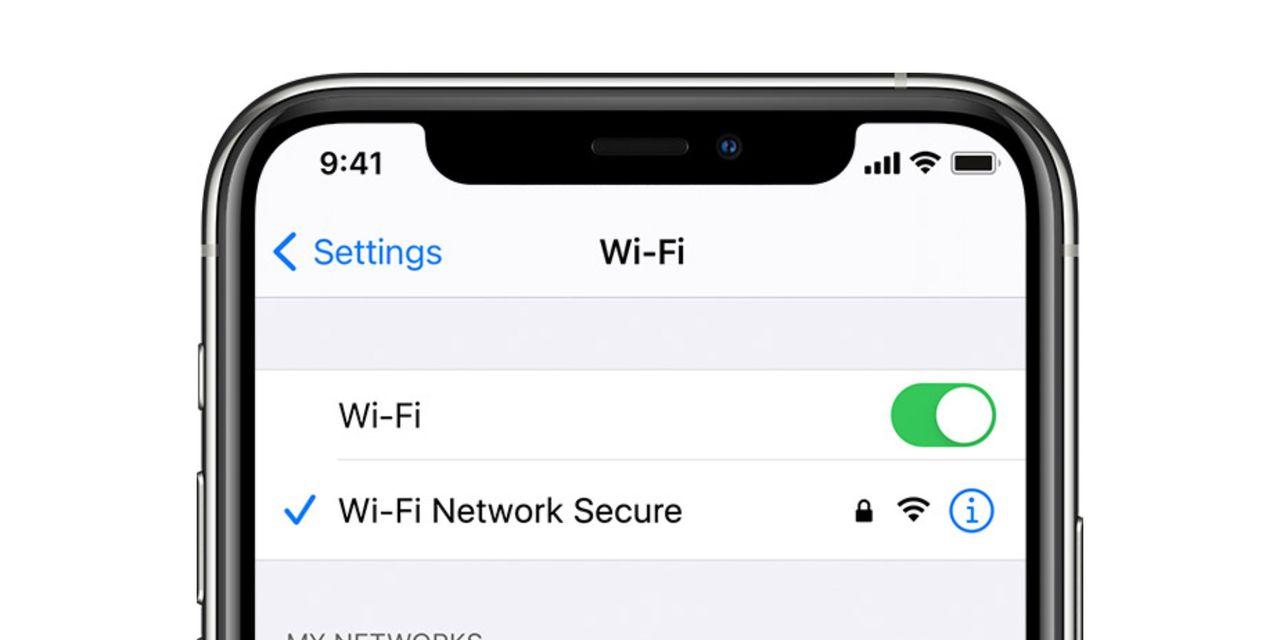 Skumt namn på wifi-nätverk kan sabba iPhones wifi