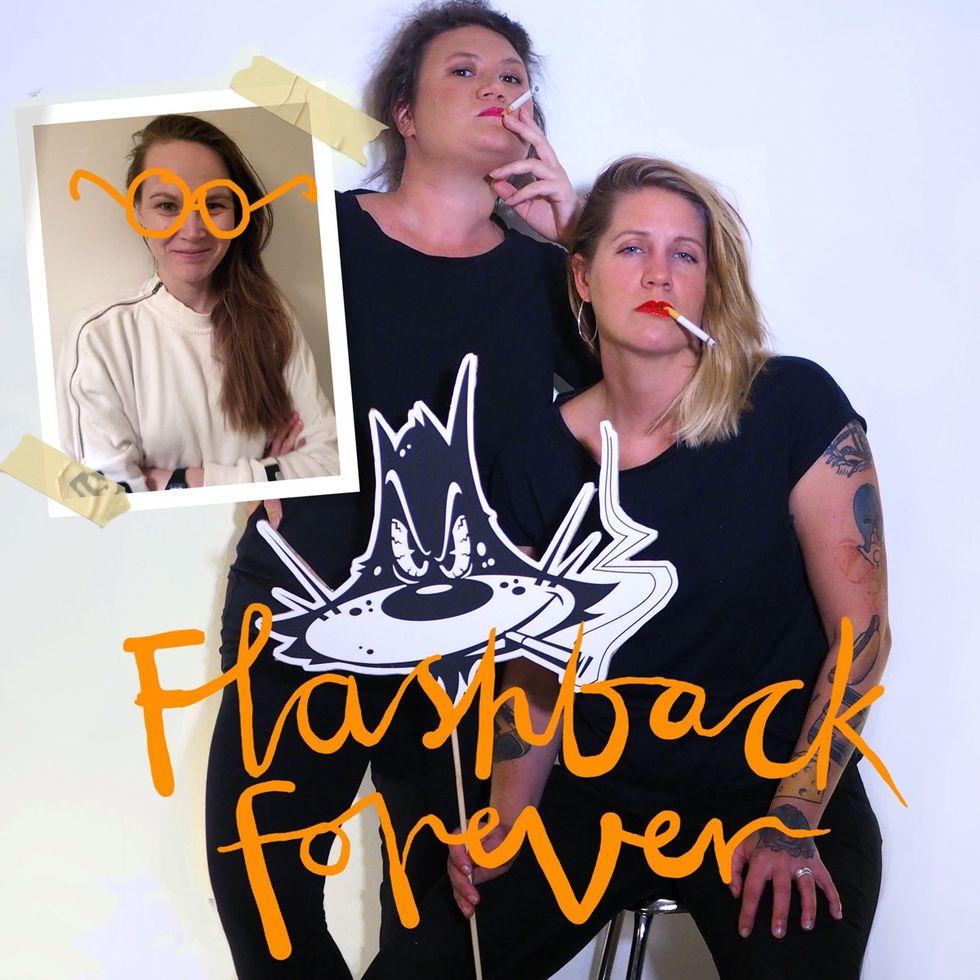 Flashback Forever drar ut på turné