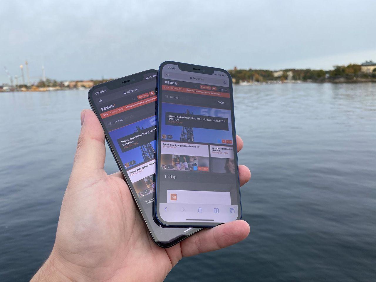 iPhone 12s ryktas bli namnet på höstens iPhones