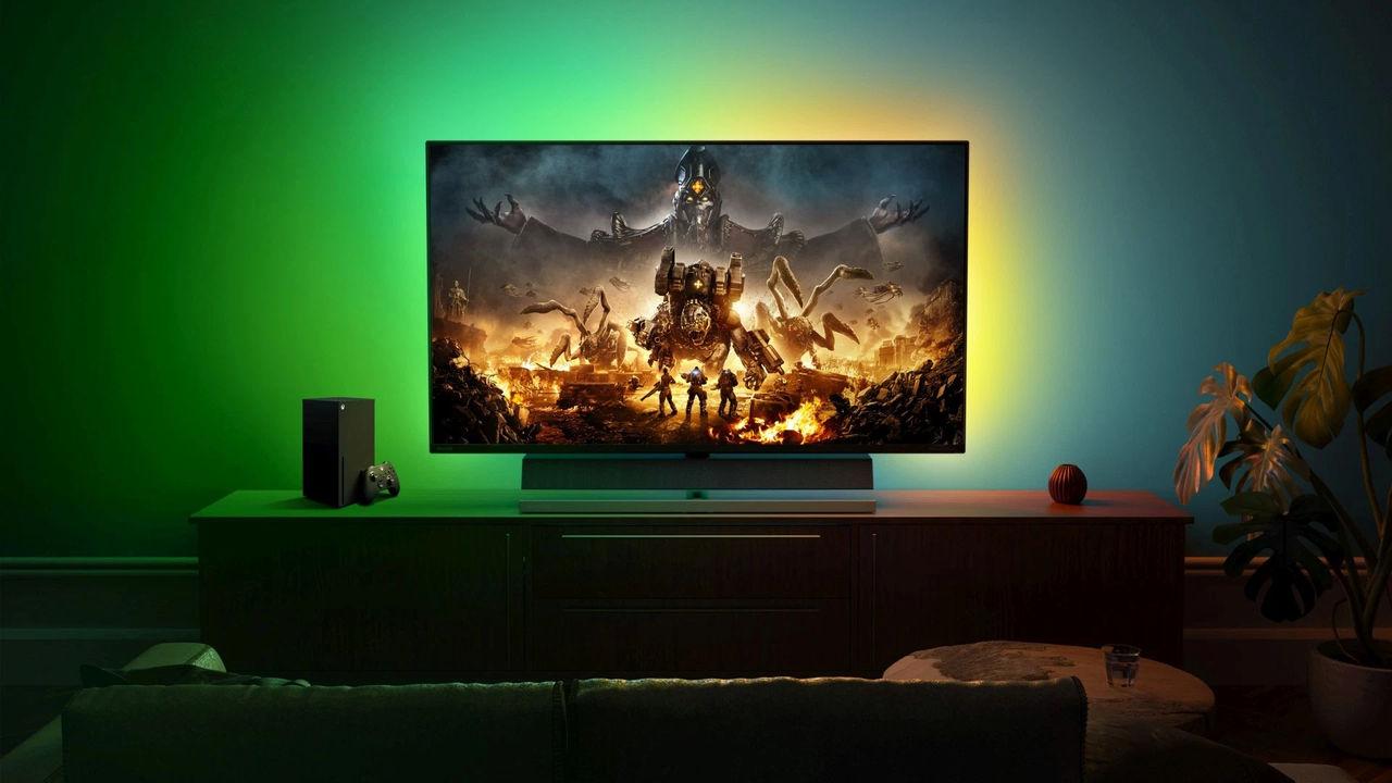 Microsoft lanserar Xbox-certifierade skärmar