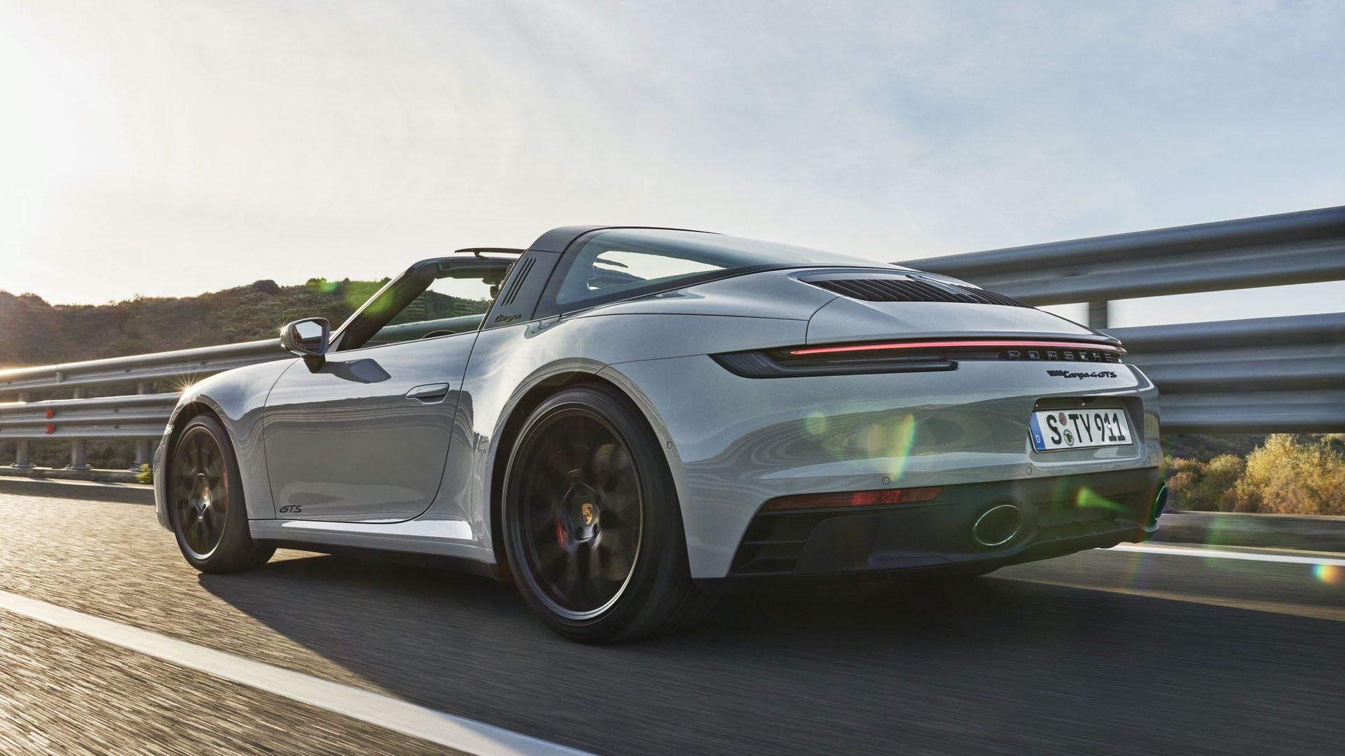 Det här är nya Porsche GTS!