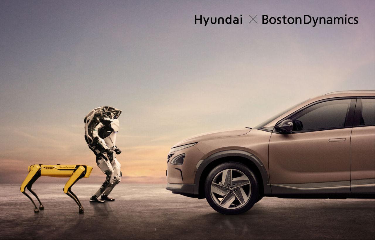 Boston Dynamics är nu en del av Hyundai Motors