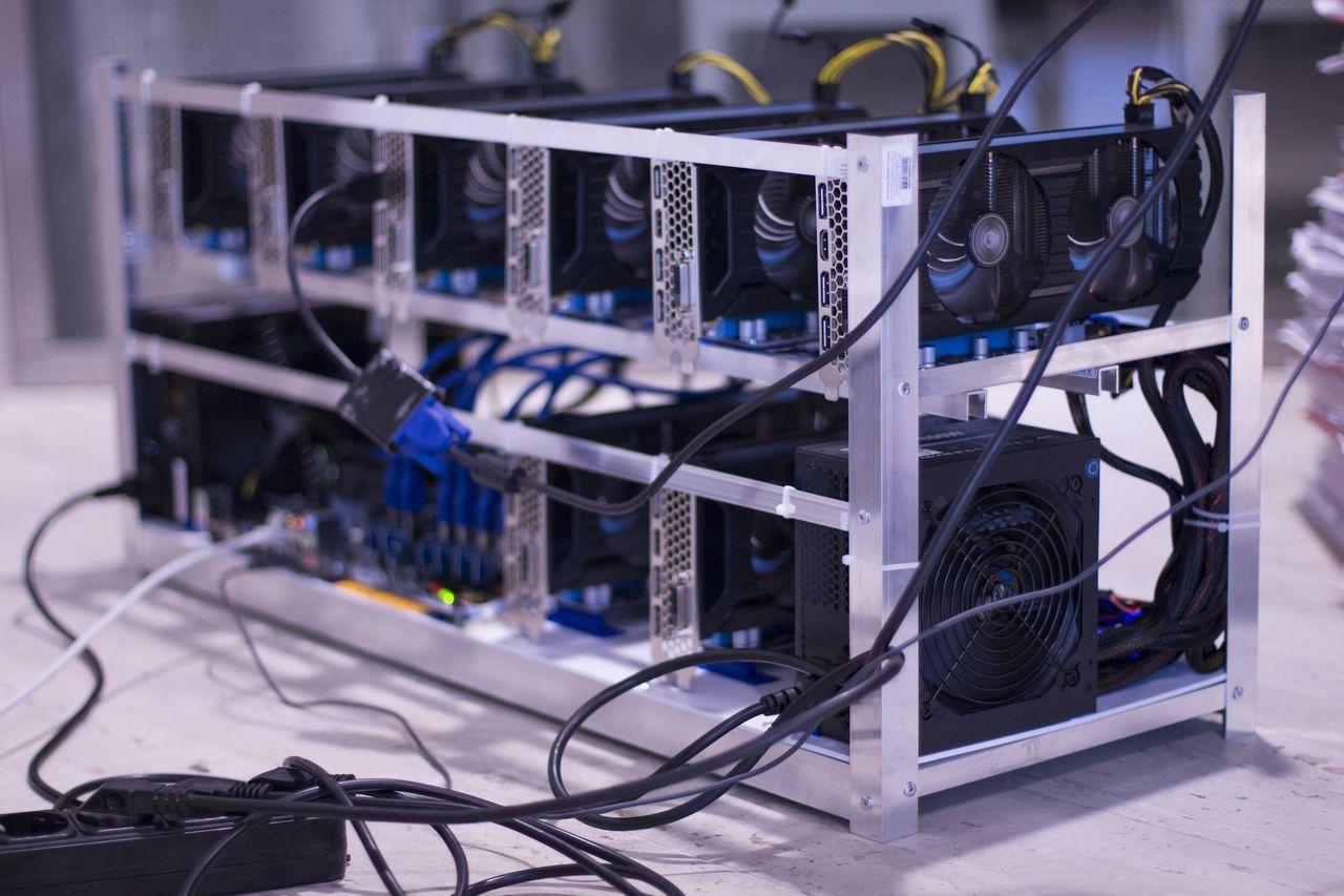 Bitcoin-tillslag minskar efterfrågan för grafikkort