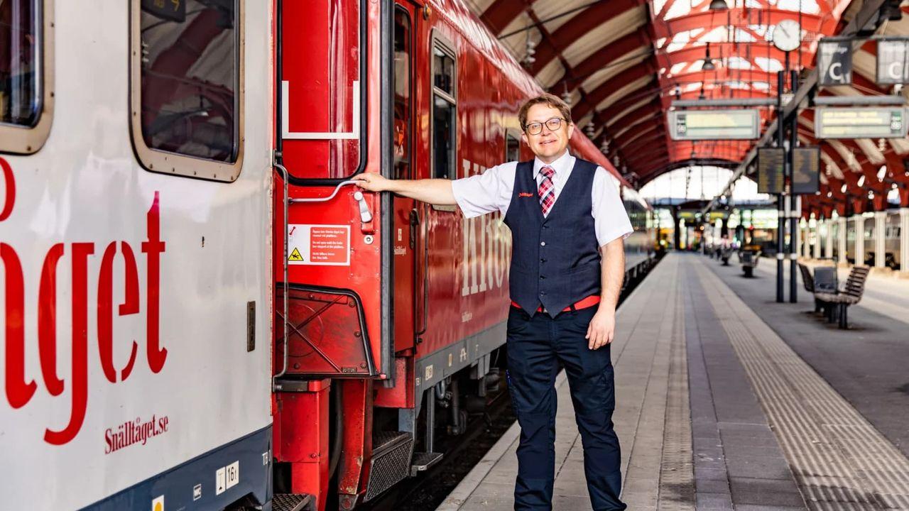 Snälltåget börjar köra Stockholm - Berlin