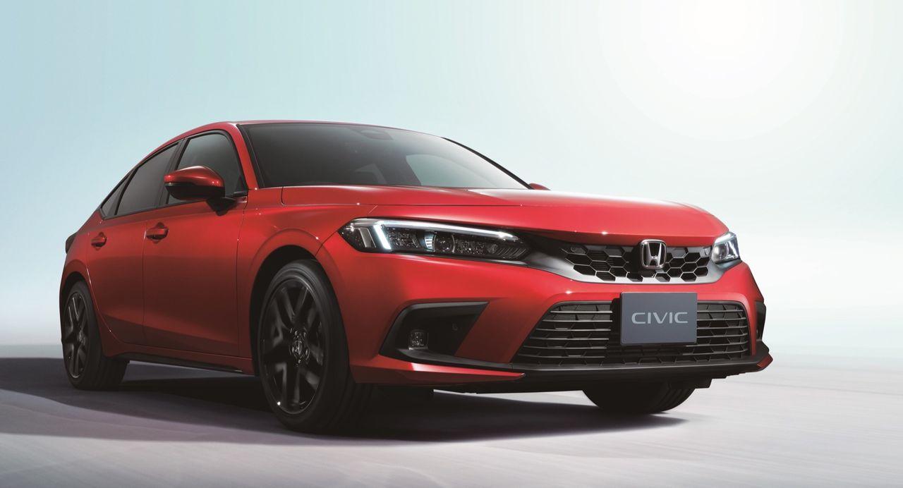 Det här är nästa Honda Civic