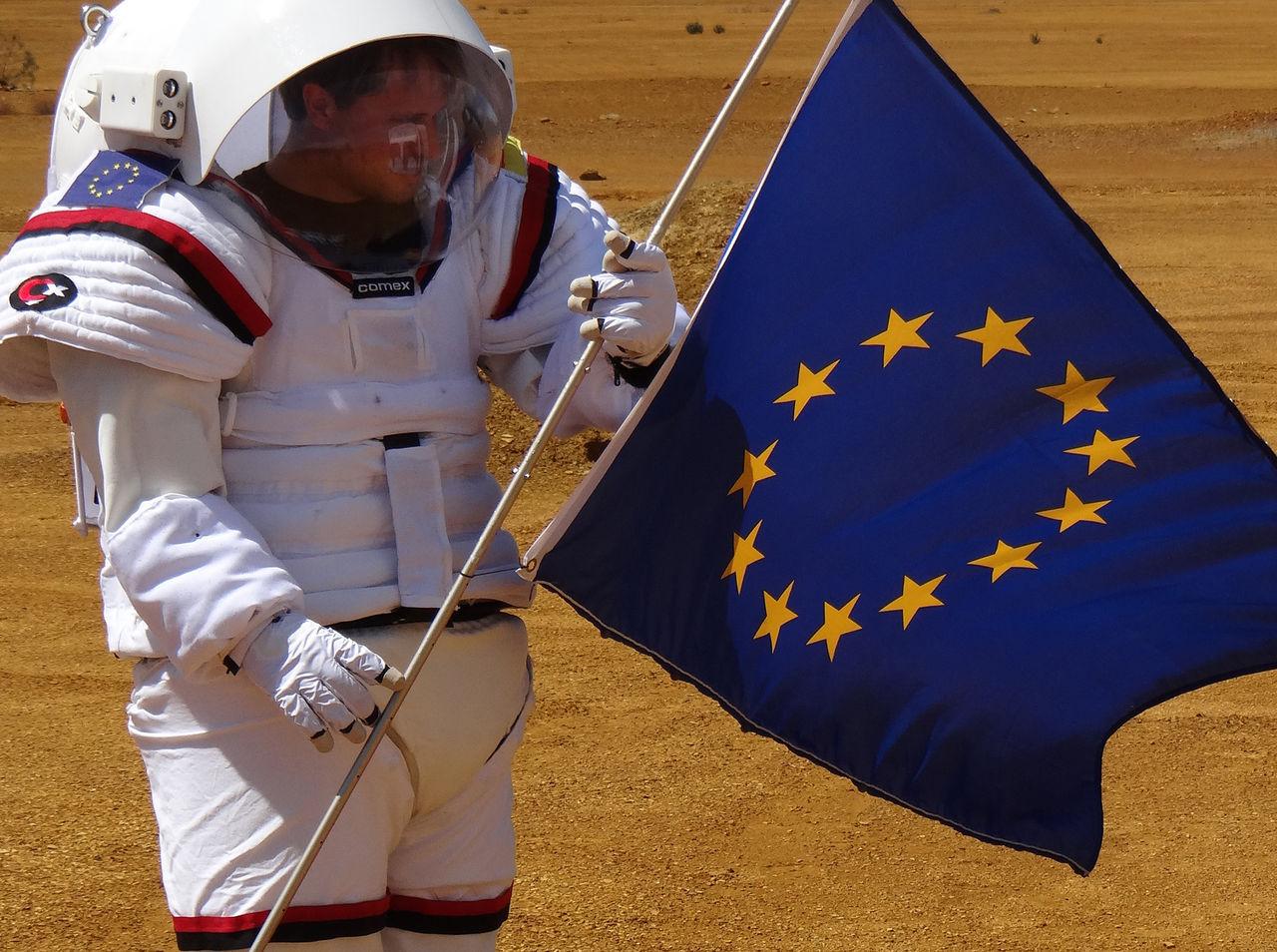 Över 22.000 har ansökt om att bli ESA:s nästa astronauter