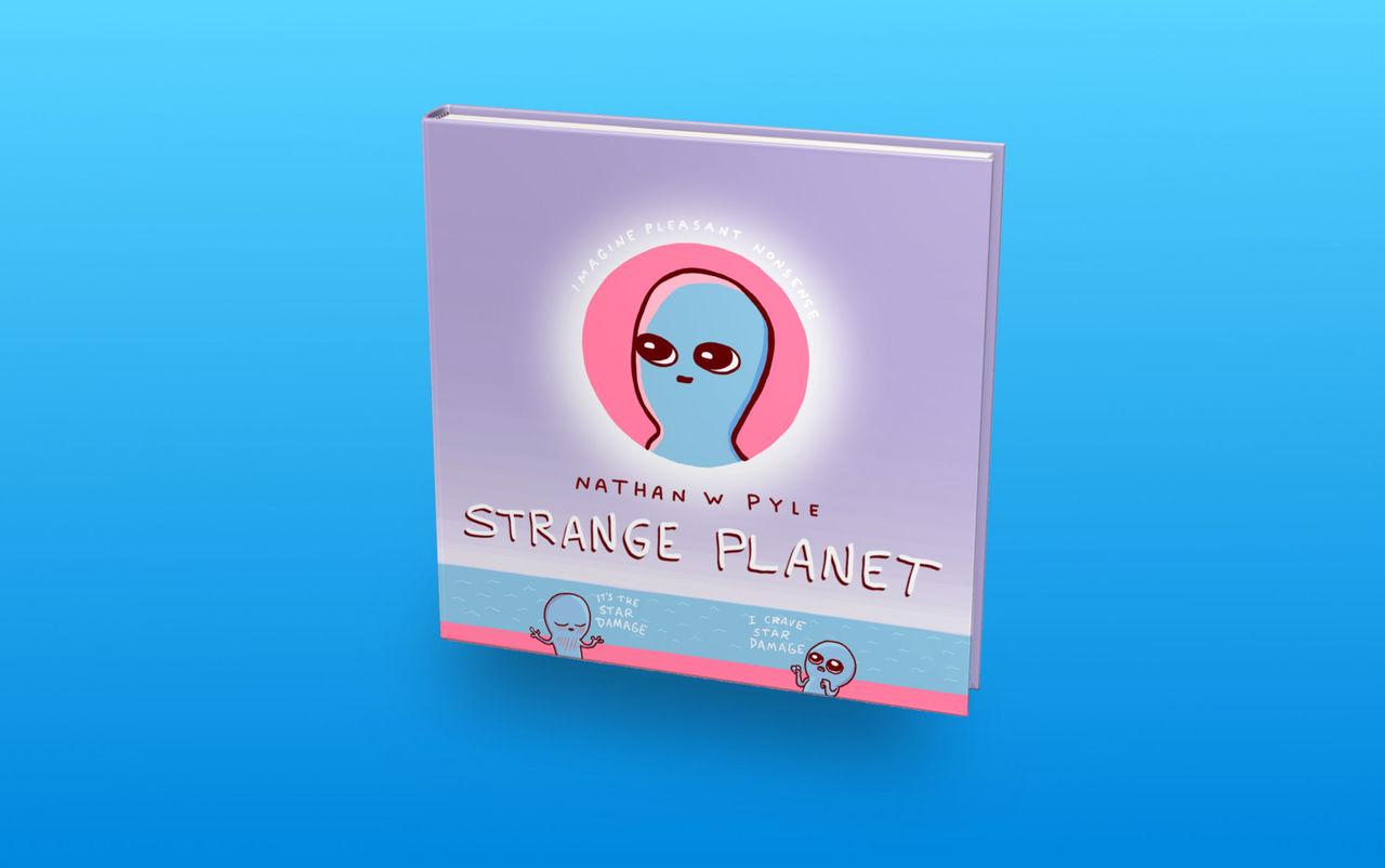 Strange Planet blir serie på Apple TV+
