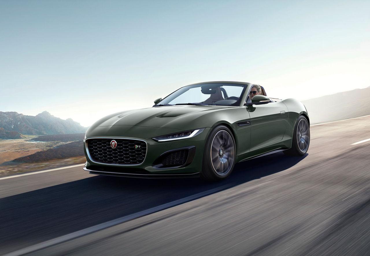 Jaguar ska åter bli ett lyxbilsvarumärke