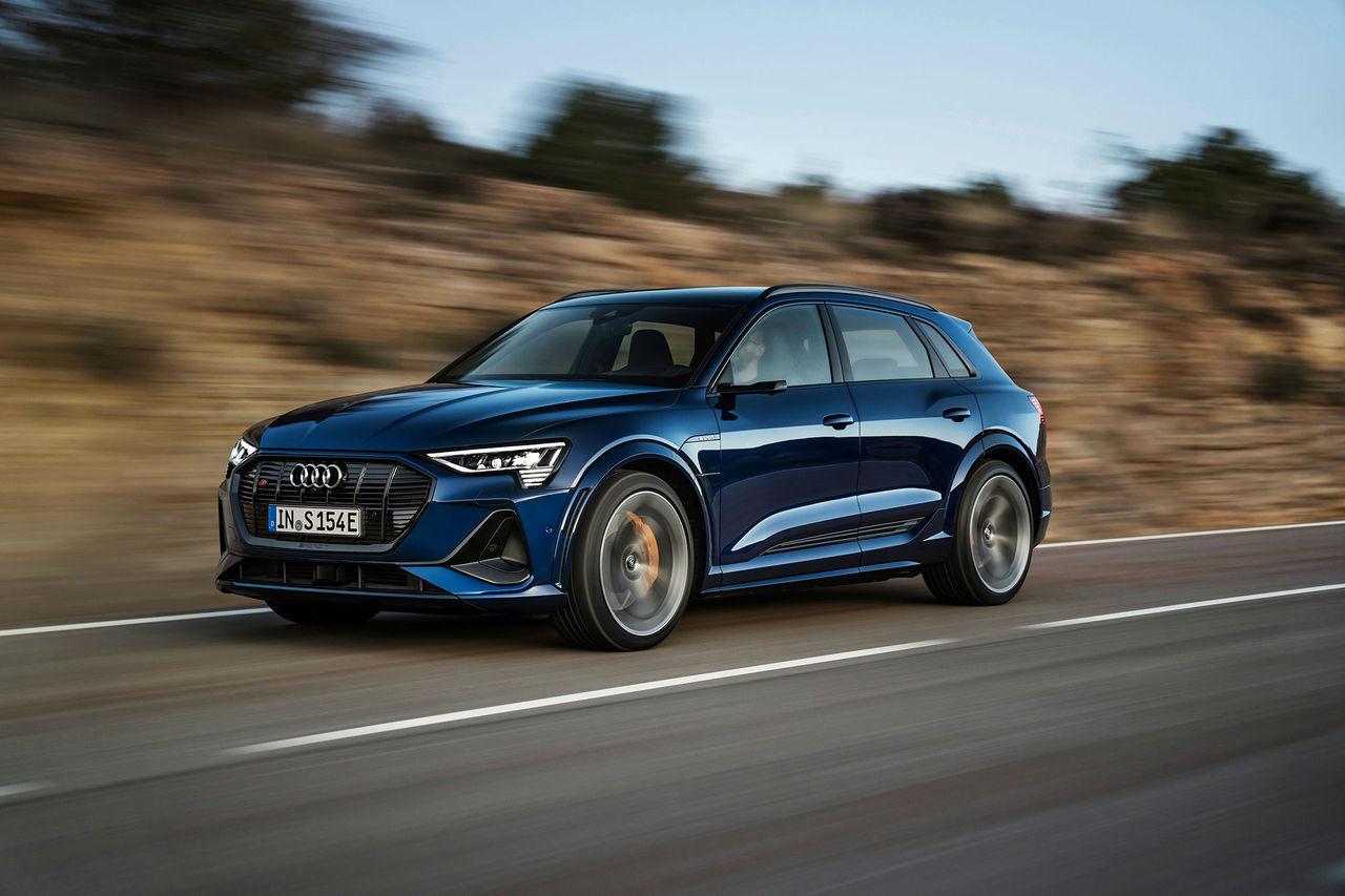Audi e-tron får större uppdatering nästa år